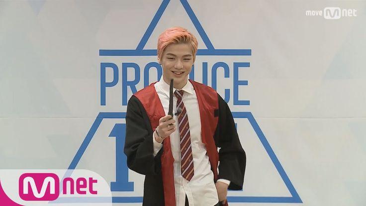 Kang Daniel (Self Introduction) | MMO Entertainment | Produce 101 - Season 2