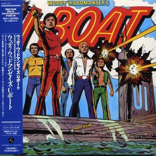 Woody Woodmansey's U-Boat [CD]