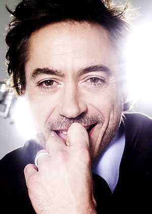 love this!! Robert Downey Jr.