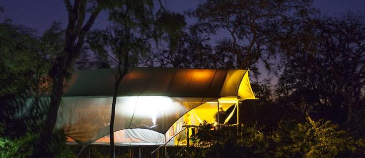 Luxury Tents - Galapagos Safari Camp