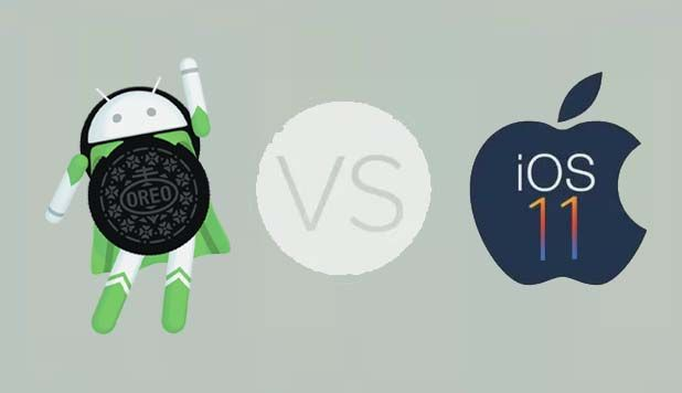 #AndroidOreo vs #iOS11: Who You Think Will Win? This iOS 11 vs Oreo explain features, comparison and who wins among these features Picture-in-Picture, Notification Dots, Emojis, Autofill, Copy and Paste, Voice Assistant, #Messaging, AR and VR.