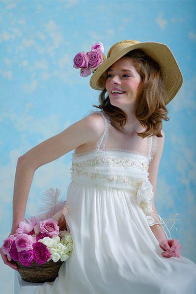 ガーデンウィエディングにピッタリ♡オーダーメイドの花嫁衣装・ウェディングドレスの参考一覧♡