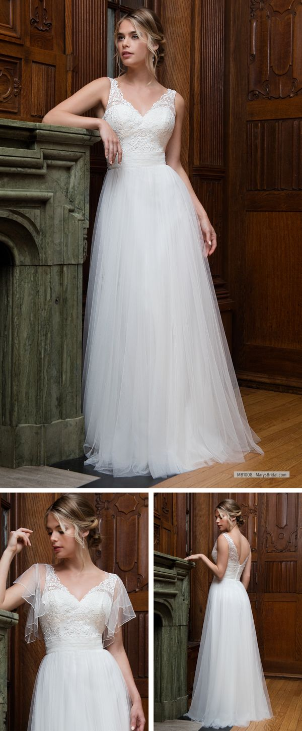 2018 Latest Wedding Gowns by Mary's Bridal
