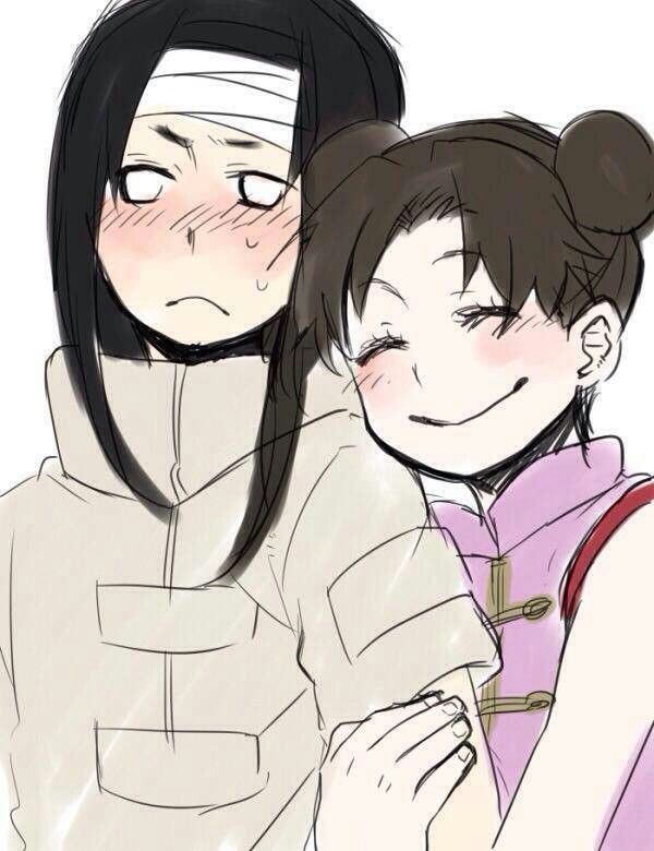 Neji And Tenten Kiss 1000+ images about Nar...