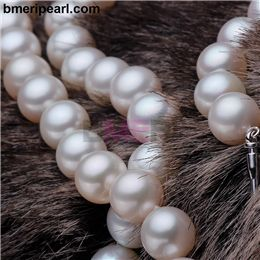 natural pearl necklace for sale.  The most popular type of gemstone used in this application is turquoise, although alternatives such as a the deep, cobalt blue of Lapis Lazuli or green peridot can work just as well. visit: www.bmeripearl.com
