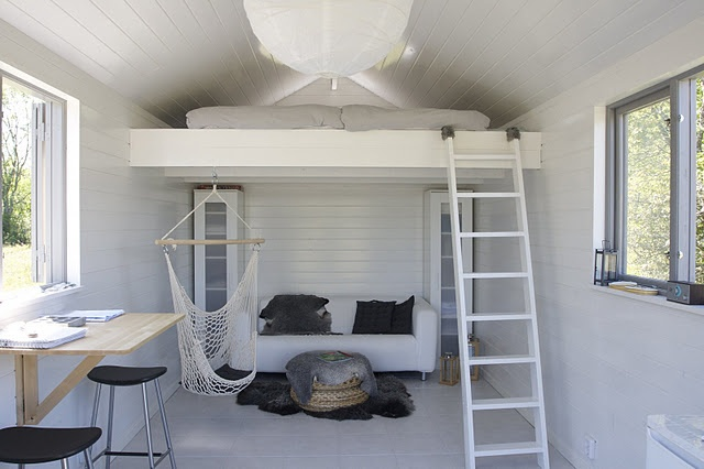 1000 ideas about sleeping loft on pinterest tiny houses for Loft additions