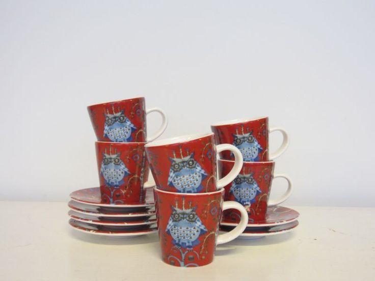 Iittala Taika espressokupit 75€ - KEITTIÖÖN|Antiikki Aitta - antiikkiliike - Hämeenlinna, Lammi