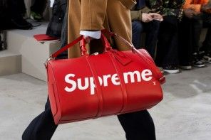 Louis Vuitton x Supreme FW17