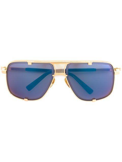 bea076078213 Shop Dita Eyewear Mach Five sunglasses.