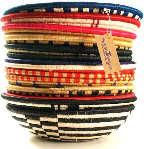 Fair Trade home goods by African Artisans. Do good Decor!