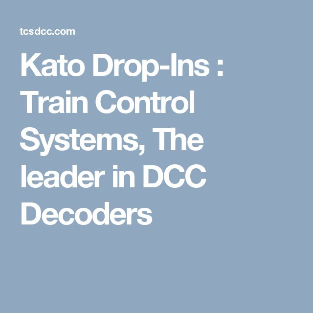 The 7 best DCC Trains images on Pinterest | Arduino, Model trains ...