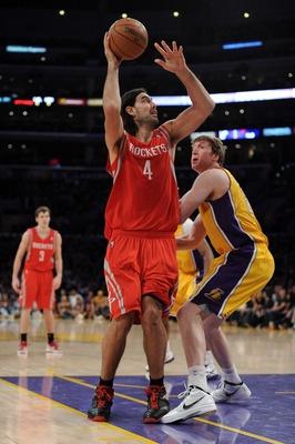 Luis Scola---Houston Rockets  Position: Power forward  Age: 31