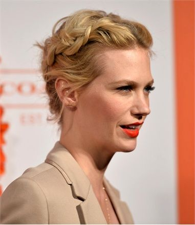 In Love With Braids: January Jones