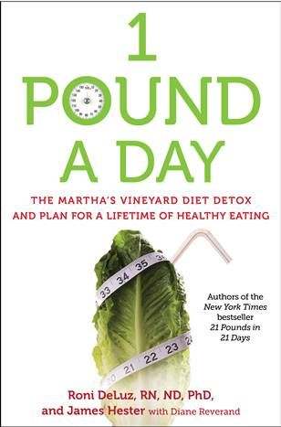 Detox your body and lose '1 Pound a Day' - books - TODAY.com...hhhhhmmmm?