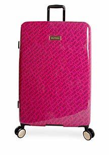 098eebf89 Juicy Couture Juicy Cassandra Spinner Suitcase en 2019 | maletas | Spinner  suitcase, Juicy couture y Pink luggage
