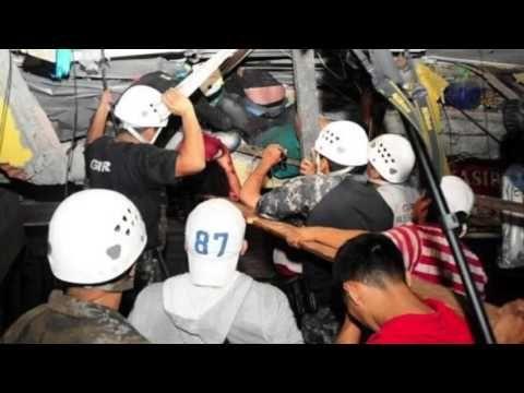 El Día Después Del Terremoto Ecuador 2016 Imágenes Impactantes Zonas Dev...