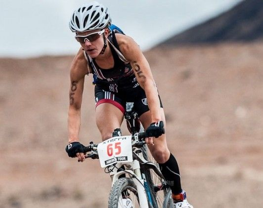 Struggling on the mountain bike? Use these MTB tips from two-time Xterra world champ Lesley Paterson.