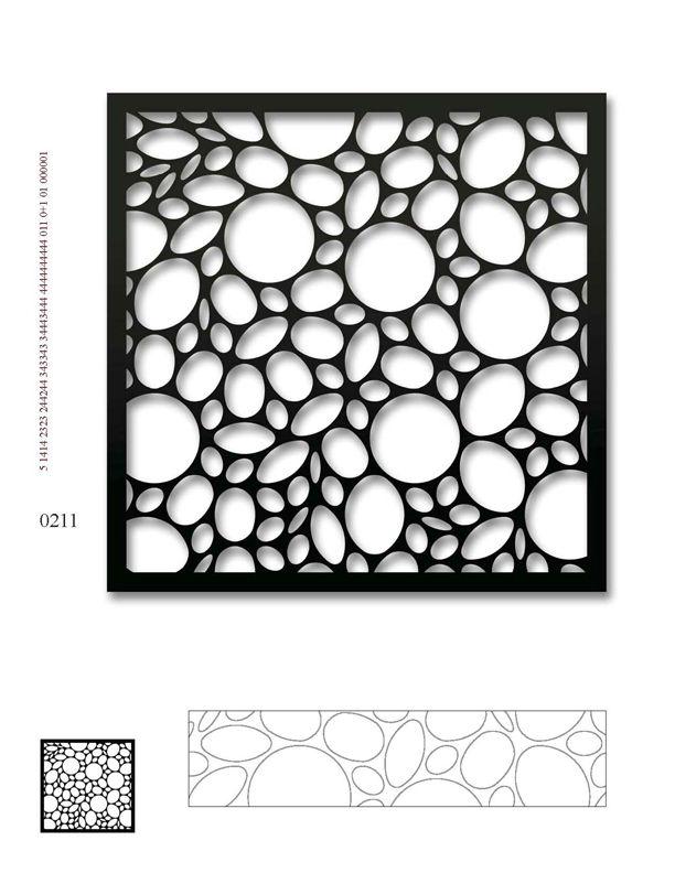 Design for laser cut invitation cover