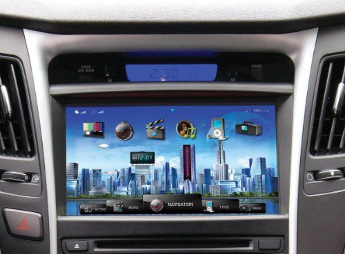 Special Offers - Farenheit F-84SNTA12 OEM Upgrade Multimedia Navigation with 8-Inch Monitor and Bluetooth for Hyundai Sonata 2012 - In stock & Free Shipping. You can save more money! Check It (August 14 2016 at 10:03AM) >> http://hometheatersusa.net/farenheit-f-84snta12-oem-upgrade-multimedia-navigation-with-8-inch-monitor-and-bluetooth-for-hyundai-sonata-2012/
