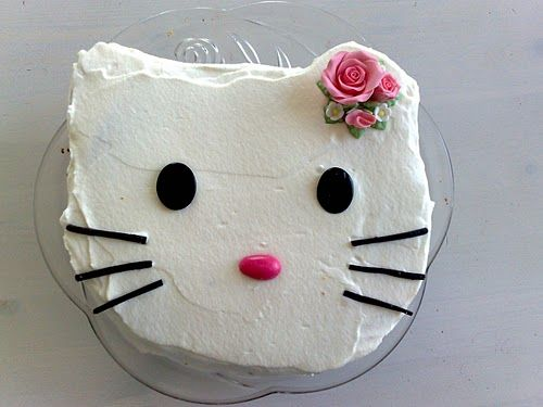Hello Kitty -kakku