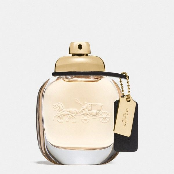 COACH New York Perfume - Women's Gifts (747.175 IDR) ❤ liked on Polyvore featuring beauty products, fragrance, neutral, perfume fragrance, eau de parfum perfume, coach fragrance, eau de perfume and coach perfume
