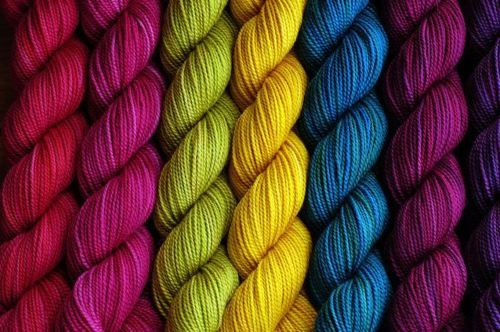 Rich jewel tones knitting crochet pinterest gardens - What are jewel tones ...