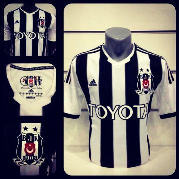Bir çubuklu forma dünyamız 1903/2013 #Beşiktaş