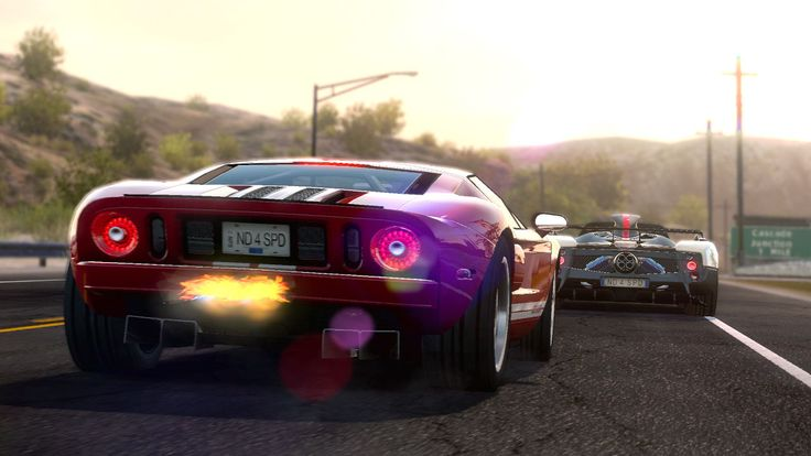 Need For Speed: Hot Pursuit em promoção no Steam