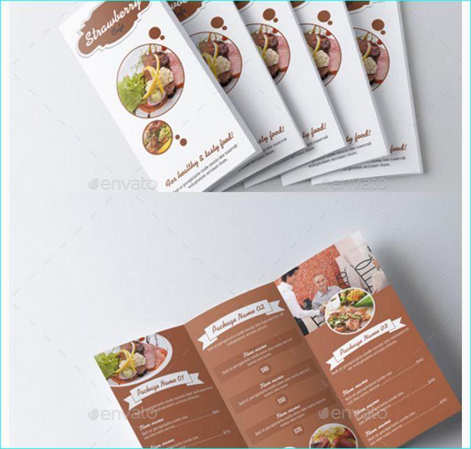 21 best 20 Tasteful \ Beautifully Designed Restaurant Menu - restarunt brochure