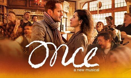 Once in London - a romantic musical for a romantic theatre break!