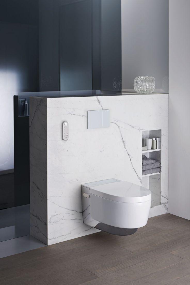 Geberit AquaClean Mera toilet douchewc met intelligente functies
