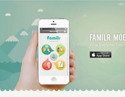Familr: Everyday English App