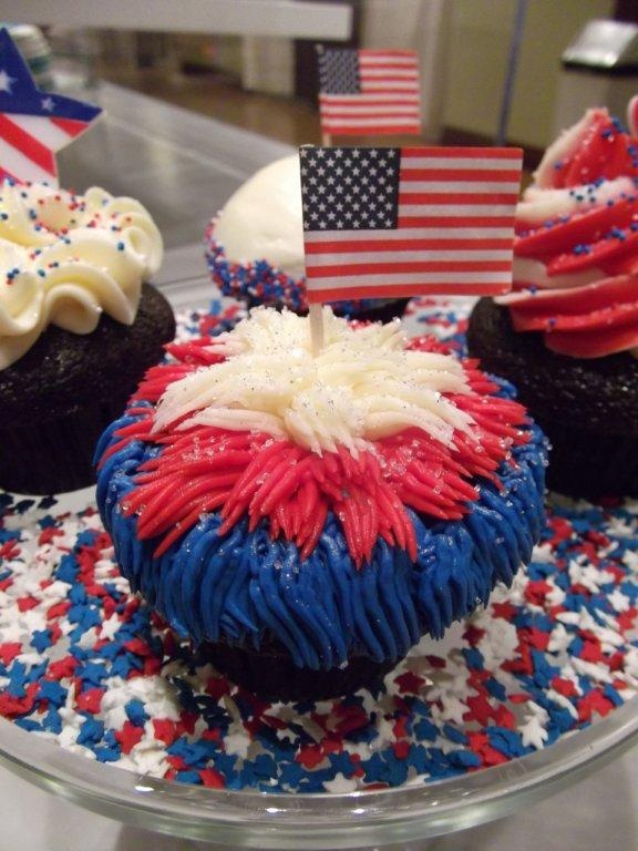 Trophy Cupcakes 4th of July Cupcakes! #Independence Day!: July Cupcakes, Cupcakes 4Th Of July, Cupcakes 4 Th Of July, Cupcakes Cak, Trophy Cupcakes, Cupcakes Rosa-Choqu
