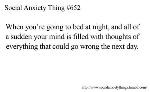 Social Anxiety Thing #652