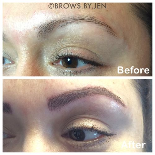 33 best permanent make up images on pinterest brow for How is microblading different to tattooing