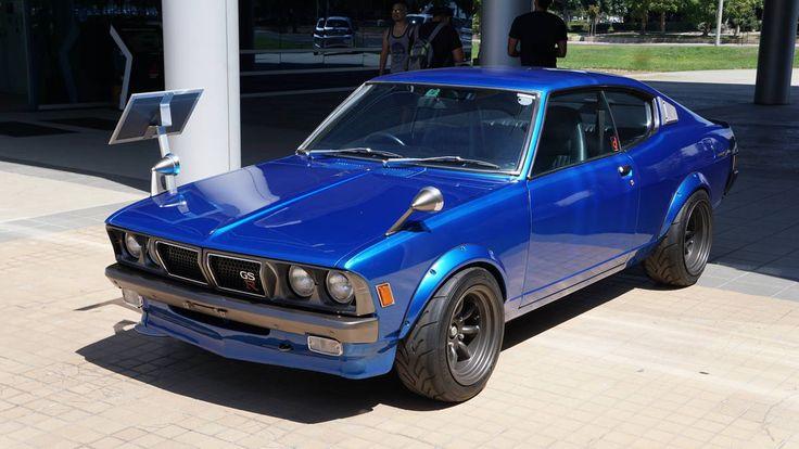 1973 Mitsubishi Galant GTO