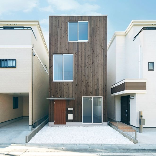 New Muji Vertical House Is Only Fourteen And A Half Feet: 1000+ Ideas About Modular Home Prices On Pinterest