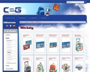 Catàleg de productes i botiga online de Copywrite Group