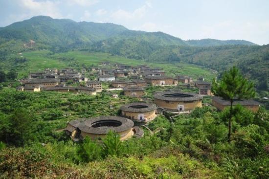 Fuzhou, China. Where I was born
