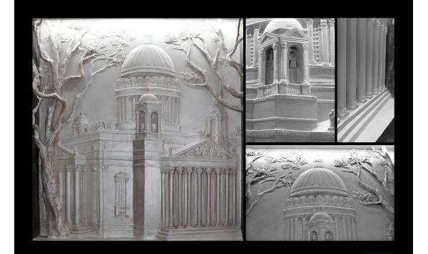 Лепнина, фотообои, фрески, интерьерный и фасадный декор - интернет магазин Ведута