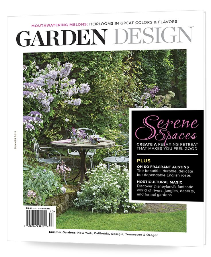 Garden Design Magazine Is Filled With Stunning Photographs Of Gorgeous  Plants And Gardens, Insights From The Best Designers, And Stories From Avid  Gardeners ...