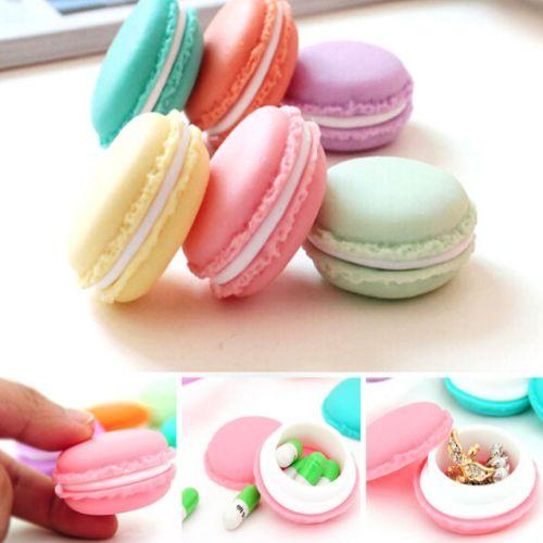 3 Adet Mini Saklama Kutuları Macaron modellinde 3 Adet Mini Saklama Kutuları, sevimli çekici styling, yenilikçi tasarım.