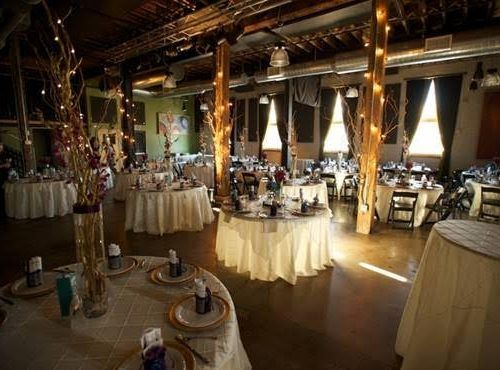 Linen Building Event Space Rental | Engaging Voices