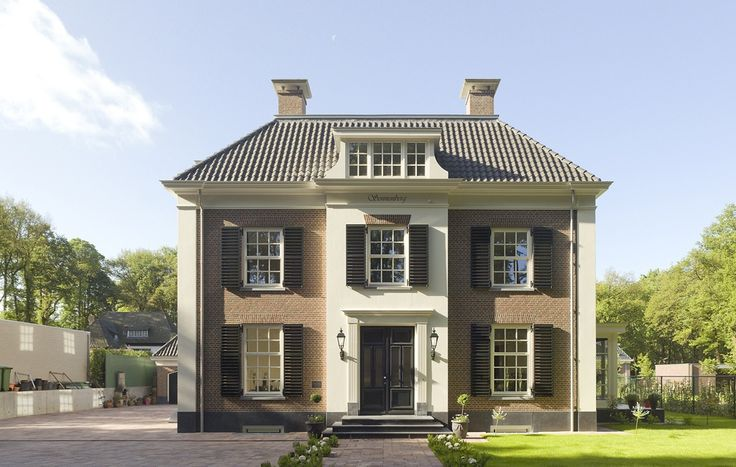 Landhuis te Nijmegen   Friso Woudstra Architecten BNA B.V.
