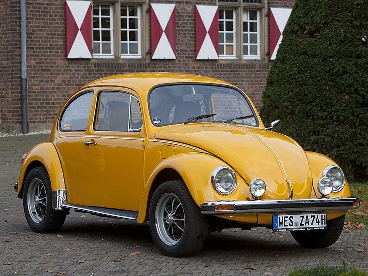 1974' Käfer 1200 Standard