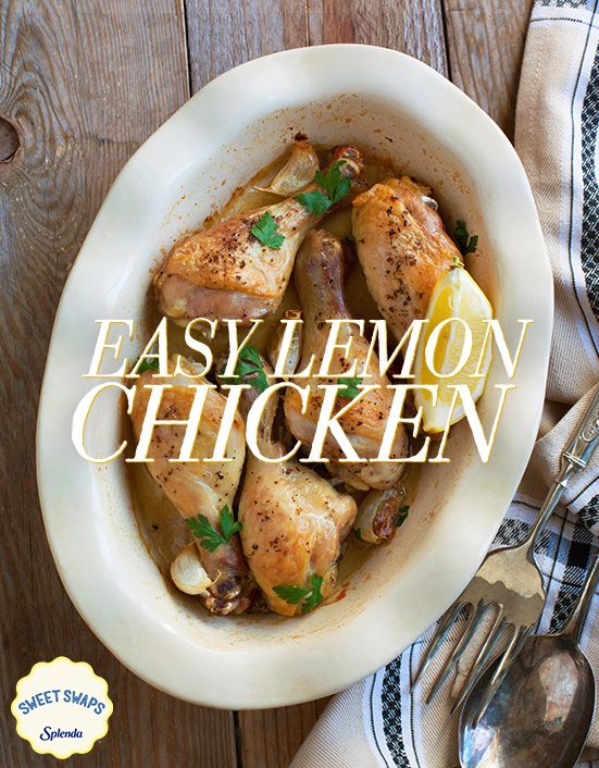 This Easy Lemon Chicken recipe swaps out thick, sugary barbecue sauce for simple winter citrus.