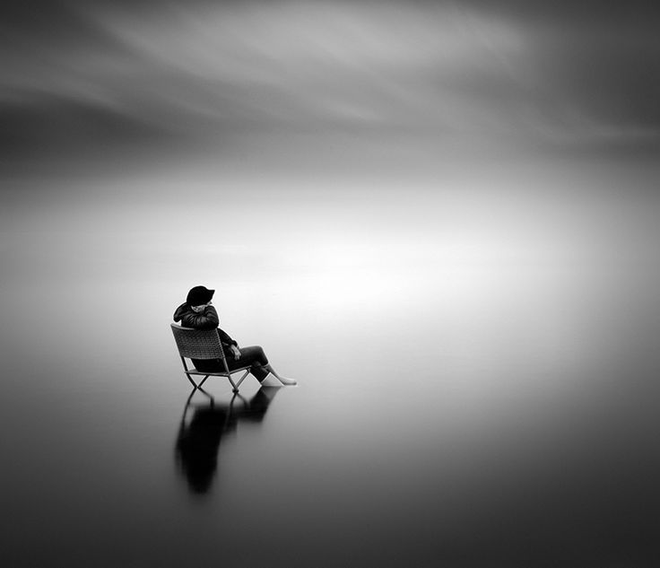 Use long exposure with a neutral density filter to create dreamy water photography