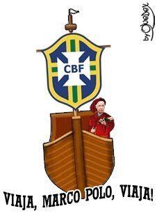 """CULTURA,   ESPORTE   E   POLÍTICA: CBF vai """"refletir"""" sobre futuro da comissão técnic..."""