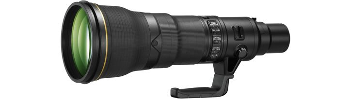 Nikon | News | Nikon to release a super-telephoto, 800-mm, fixed focal length lens for professional photographers