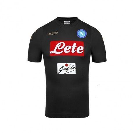 Camiseta del SSC Napoli Away 2016 2017